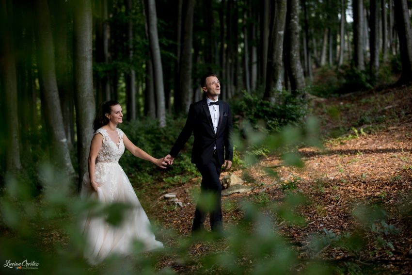 Trash the dress cu Alexandru si Ioana