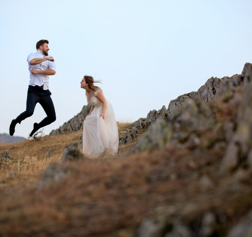 Trash the dress cu Alexandru si Silvia