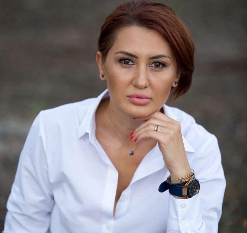 Sedinta foto cu Catalina Ciocan
